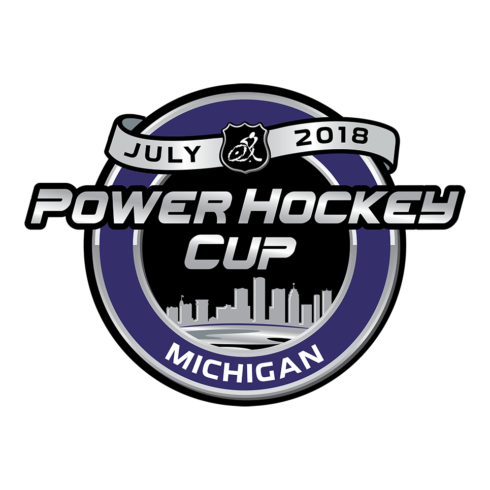 2018 Powerhockey Cup logo
