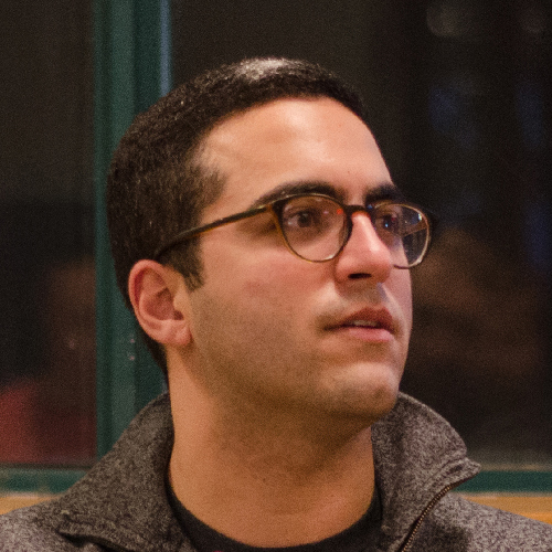 Headshot of Tariq Haddadin