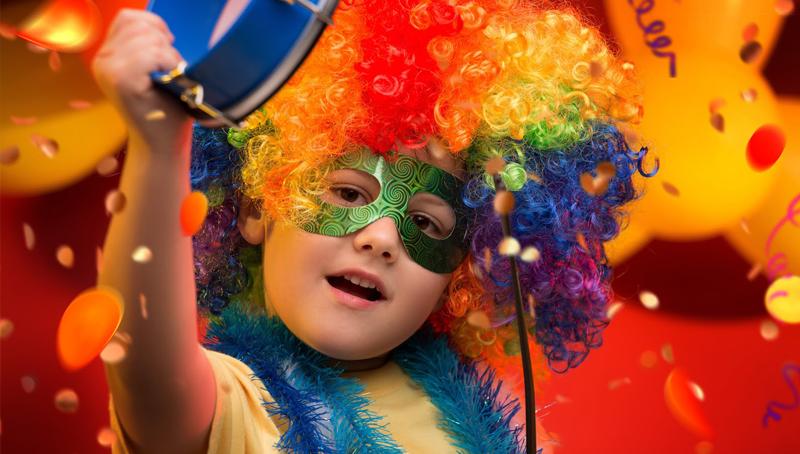 Imagem em destaque para o artigo: Carnaval 2019: Bloquinhos Infantis em BH