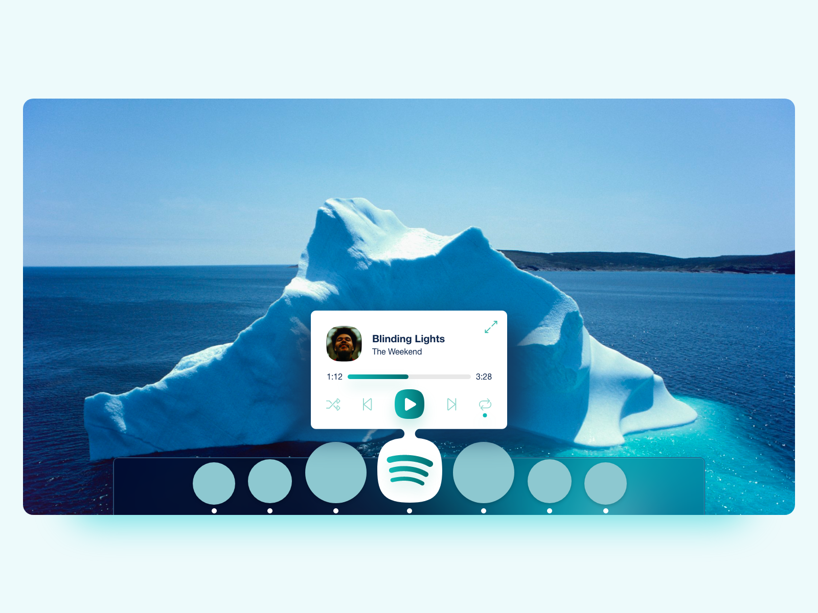 Spotify squircle