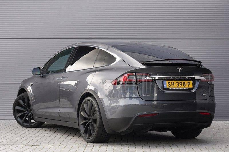 """Tesla Model X 100D Excl. BTW Luchtvering, Autopilot Leer 4% bijt. 22"""" afbeelding 9"""