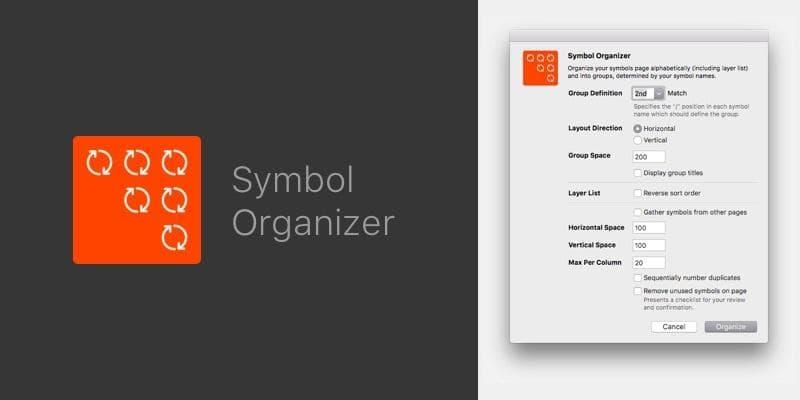 Symbol Organizer