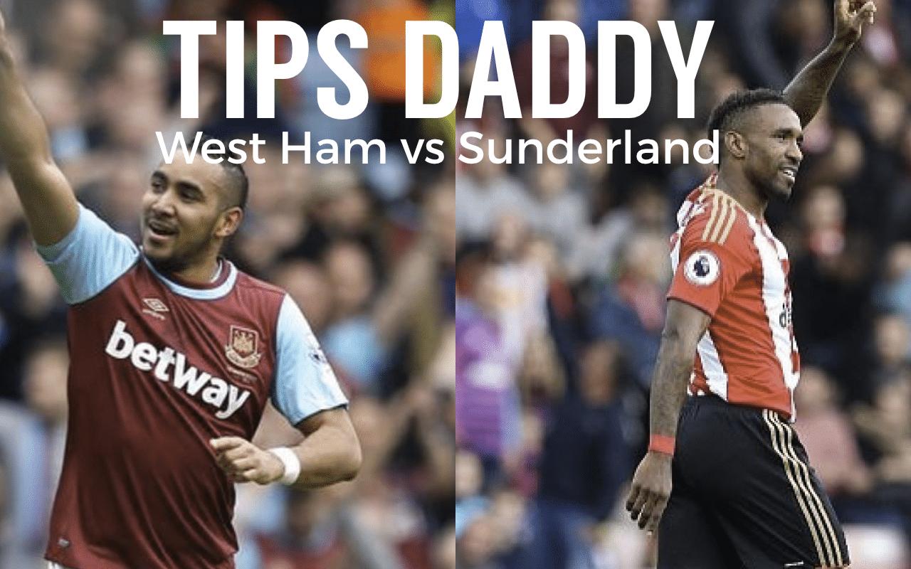 West Ham vs Sunderland Tips
