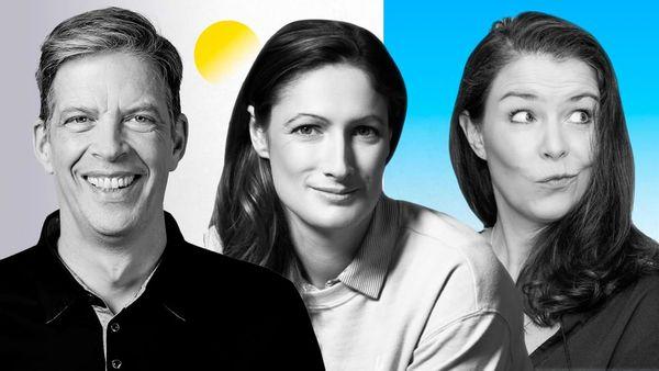 Carsten Rossi, Nora Feist & Leane Zaborowski