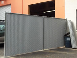 commercial fence repair