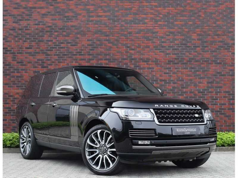 Land Rover Range Rover 5.0 V8 Autobiography *Pano*Camera*Full option!* afbeelding 1