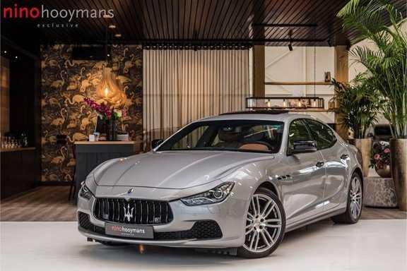 Maserati Ghibli 3.0 S Q4 411PK