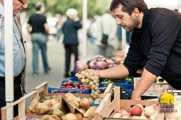 Vendita diretta di prodotti locali