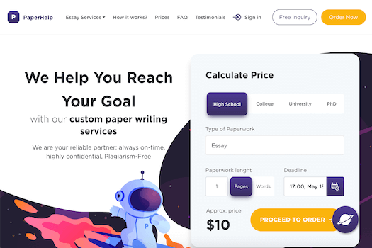Paperhelp Review  Discount Available  Ihatewritingessayscom Paperhelporg Review