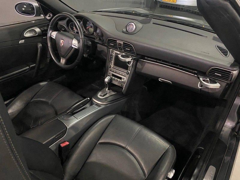 Porsche 911 Cabrio 3.6 Carrera Bose / Navi / Xenon afbeelding 16