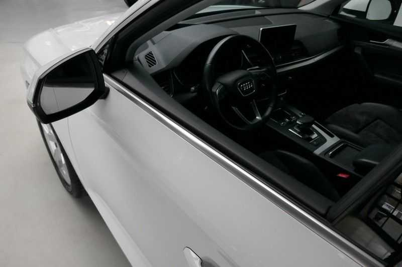 Audi Q5 2.0 TFSI quattro Design Luchtvering - Trekhaak - Virtual display afbeelding 8