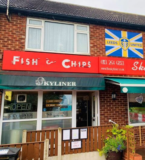 The Skyliner Fish and Chips