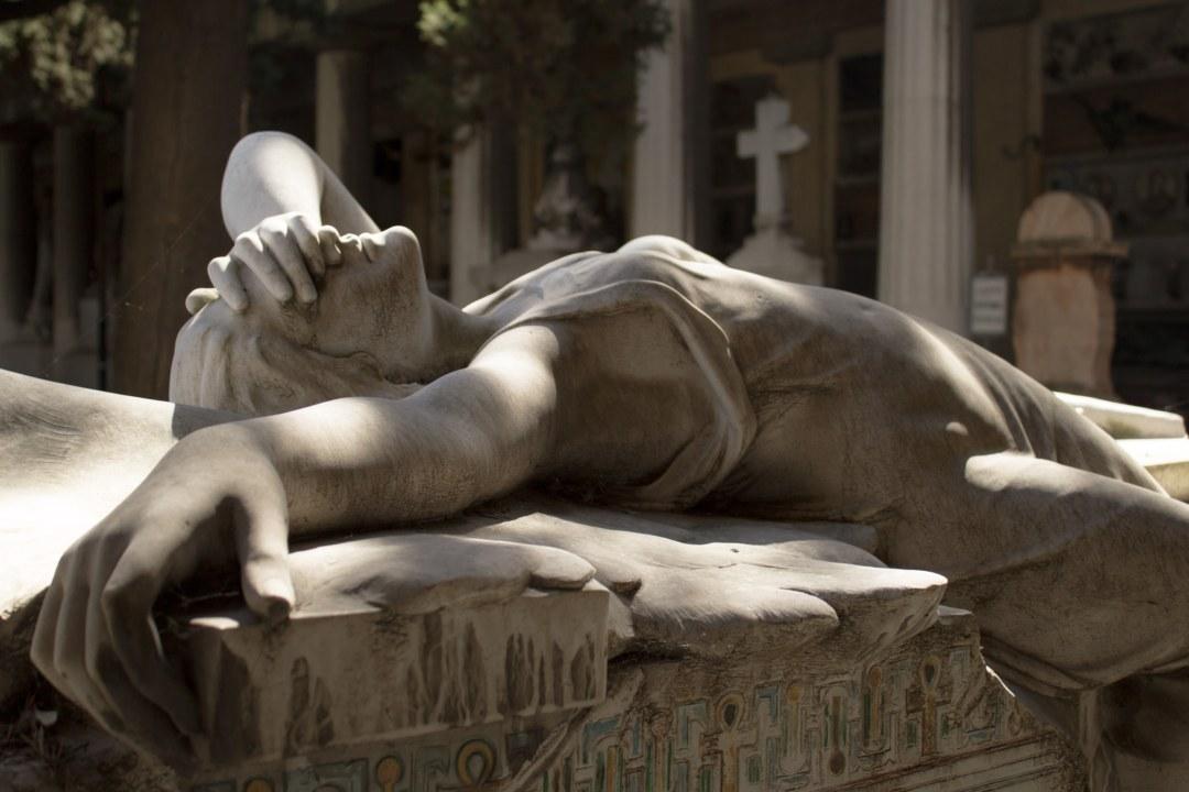 Closer Statue