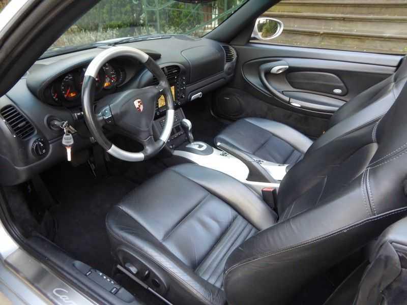 Porsche 911 Cabrio 3.6 Carrera 4S afbeelding 12