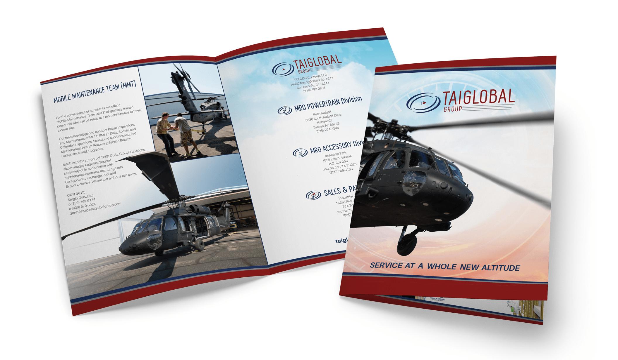 TAI Global Brochure