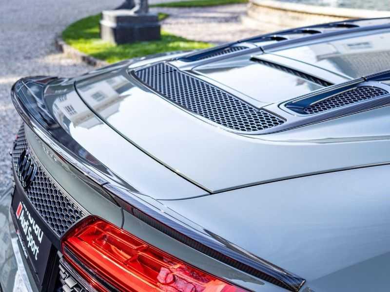 Audi R8 Spyder 5.2 performance quattro | 620PK | Magnetic Ride V10 | B&O sound | Carbon | Ceramic | Audi Exclusive | Garantie tot 07-2025* afbeelding 15
