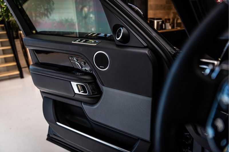 Land Rover Range Rover 5.0 V8 SC LWB Autobiography | Black Pack | Long Wheel Base | Massage | Panorama | Meridian Surround | Drive Pro Pack afbeelding 9