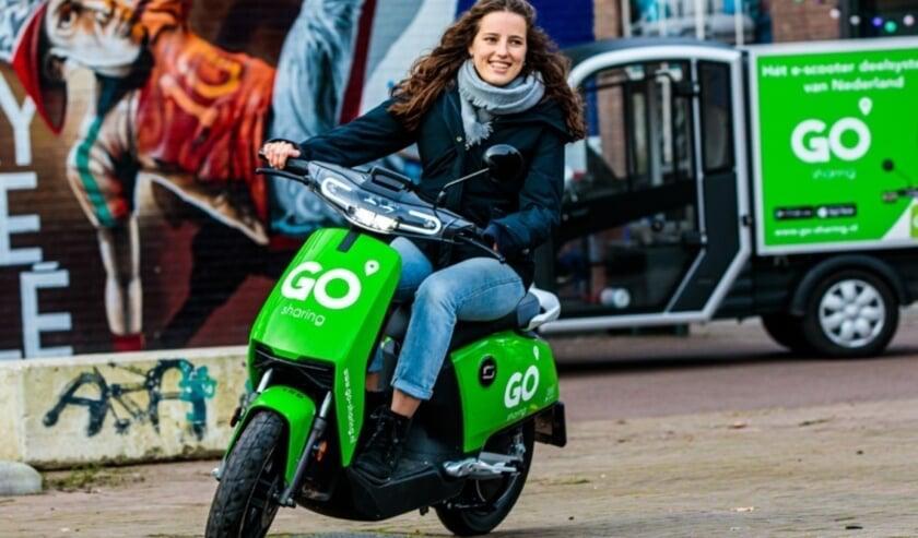 Wethouder gaat gebruik deelscooters evalueren
