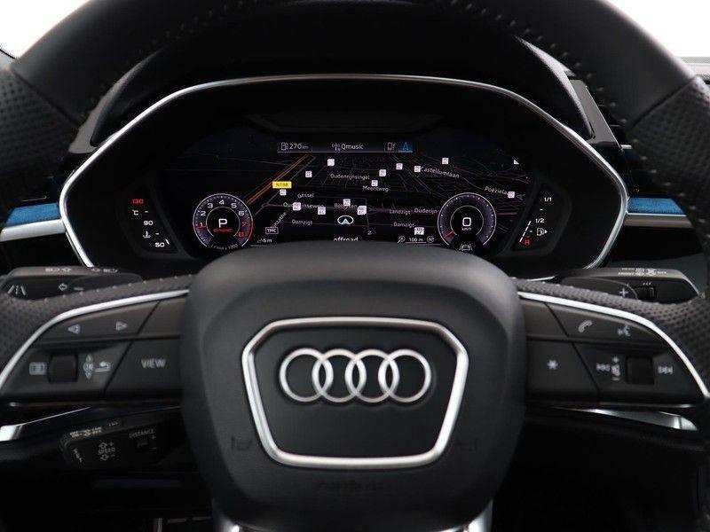 Audi Q3 Sportback 45 TFSI 230 pk quattro Pro Line S Edition | | 2x S line | 20 inch velgen | B&O Sound | Garantie tot 12-2024* | Adaptief demping systeem | 360 Camera | Navigatiesysteem | Adaptive cruise control | Voorstoelen elektrisch verstelbaar | afbeelding 3
