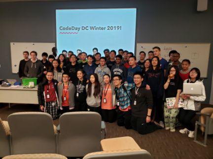 CodeDay DC Winter 2019