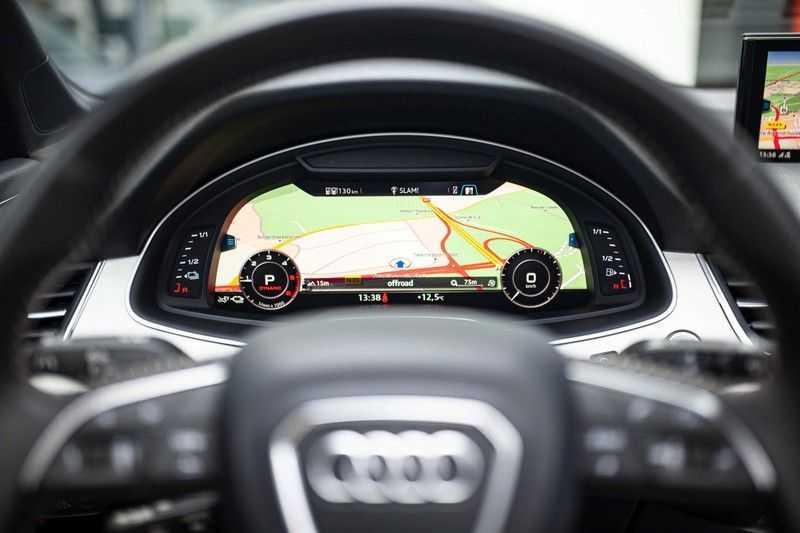 Audi Q7 3.0 TDI E-Tron Quattro Sport *Matrix-LED / BOSE / ACC / Pano / Prijs Ex BTW* afbeelding 2
