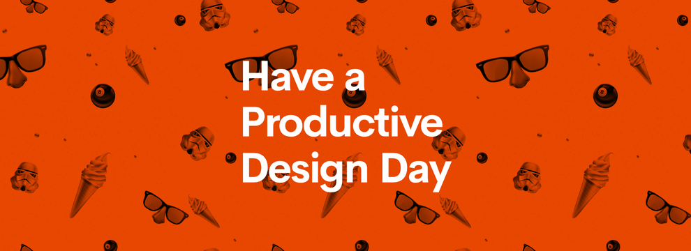 Are you a Designer? Here's how you can have a productive design day.