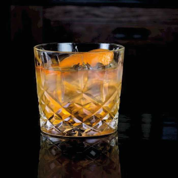 Whisky Mac Cocktail