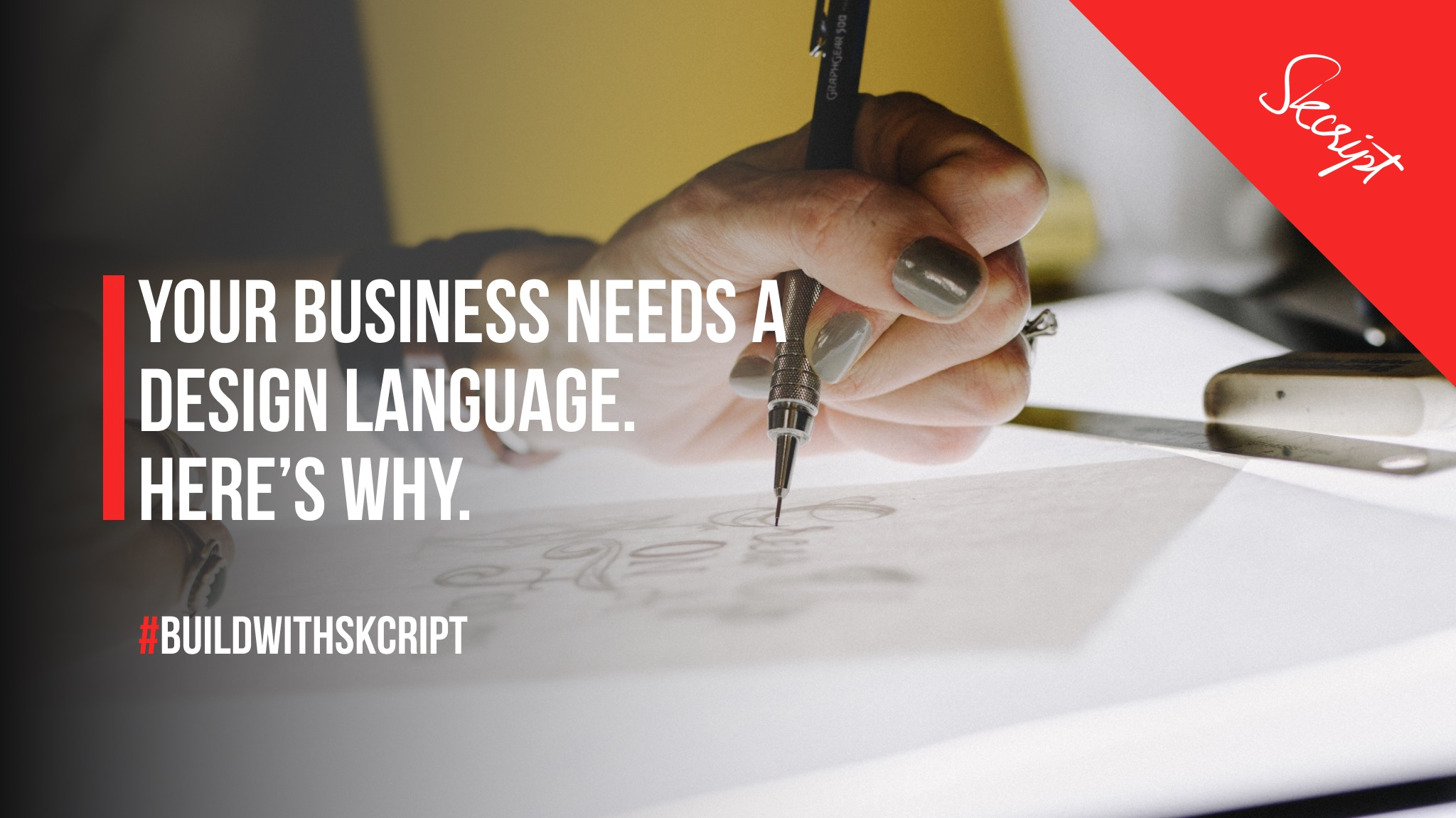 5 reasons why your business needs a good design language