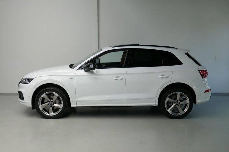 """Audi Q5 2.0 TDI quattro Design Panorama - 20""""LM afbeelding 8"""
