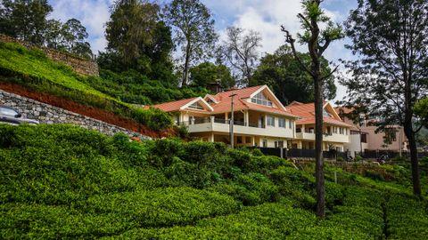Bournville - Modern Bungalow in Coonoor for sale, Nilgiris - House for sale in Brooklands, coonoor