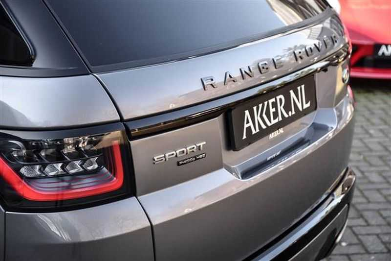 Land Rover Range Rover Sport P400e HSE DYNAMIC PANO.DAK+ST.KOELING+21INCH afbeelding 15