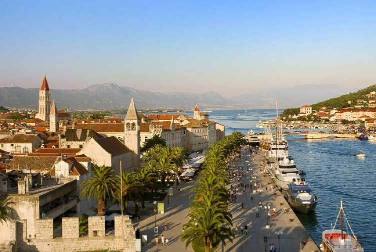 Split to Supetar