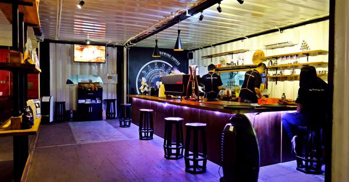 6 Bar Terbaik Untuk Kongko
