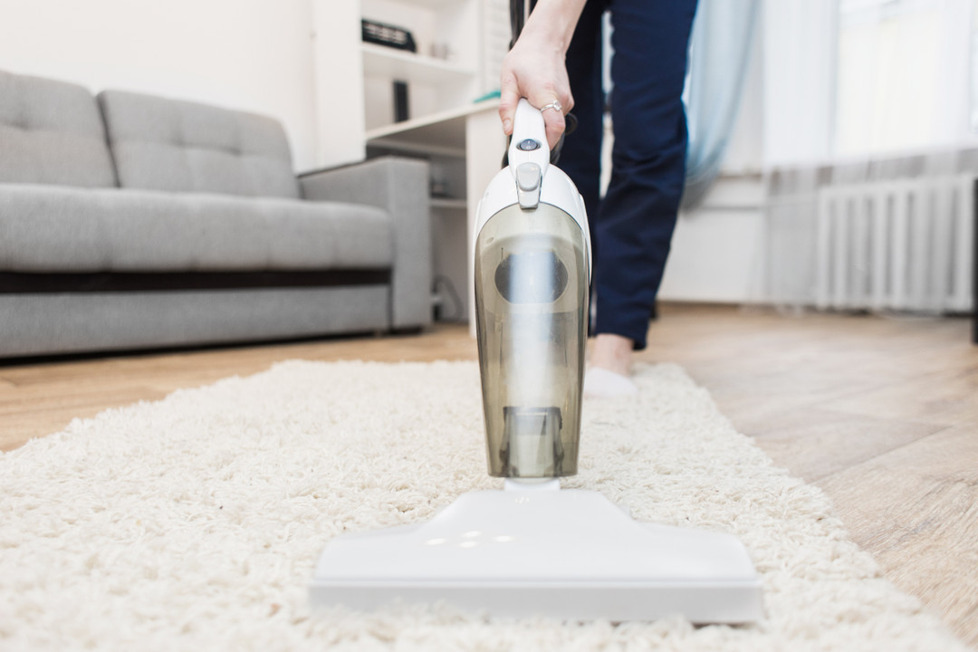 Carpet Cleaning Walkthrough