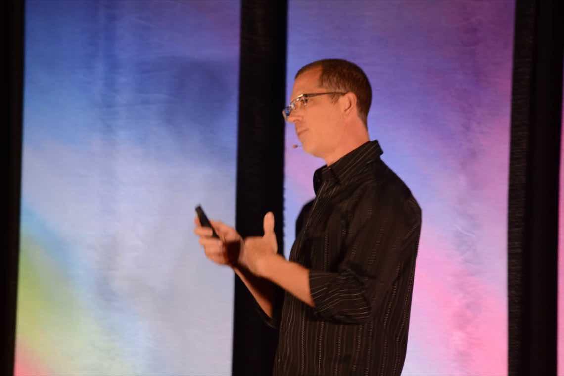 Shane Robinson, TEDxHonolulu 2015 Artist in Residence