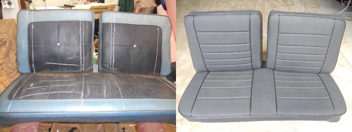 Auto Interiors Dougs Upholstery