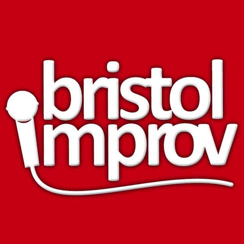 The previous Bristol Improv logo