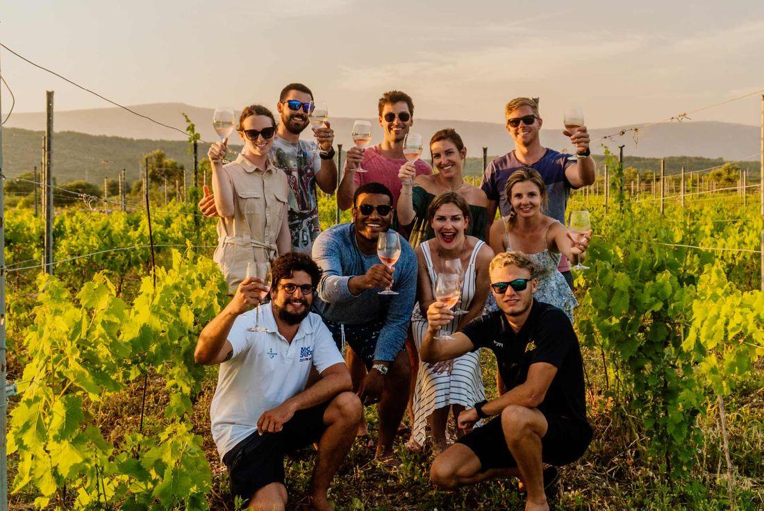 Wine Tasting Stari Grad