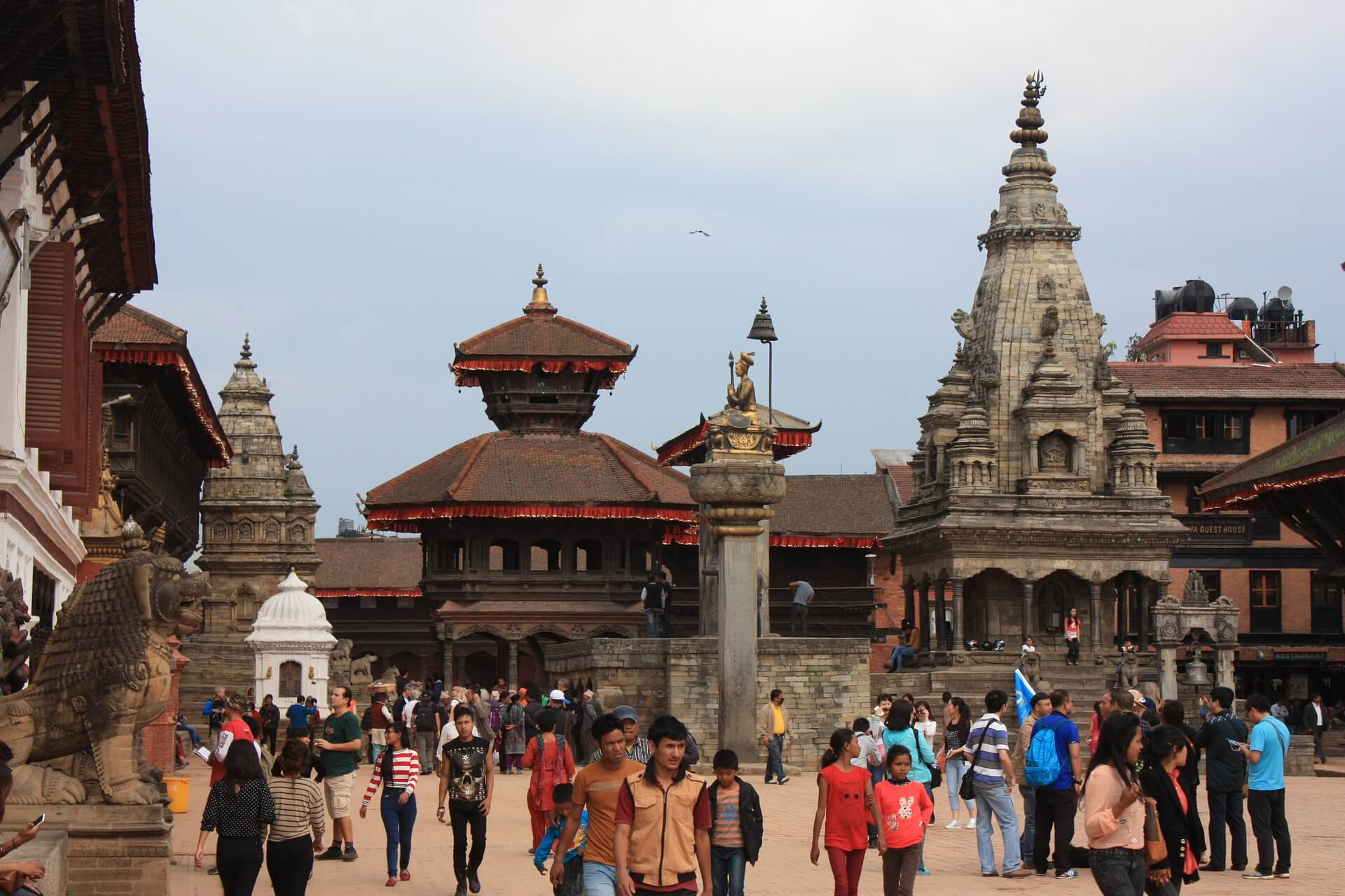 Bhaktapur Durbar Square - Sightseeing