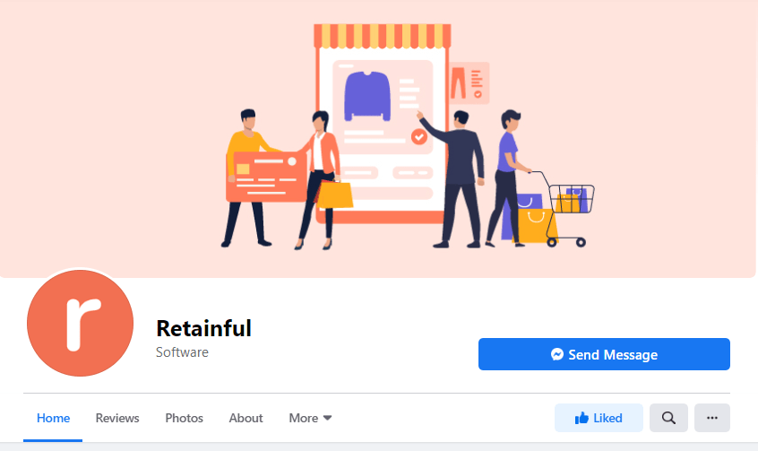Retainful facebook page
