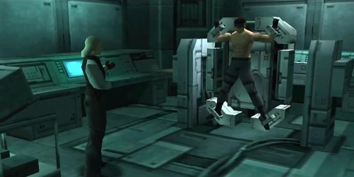 Metal Gear Solid, PSX, Snake torture test
