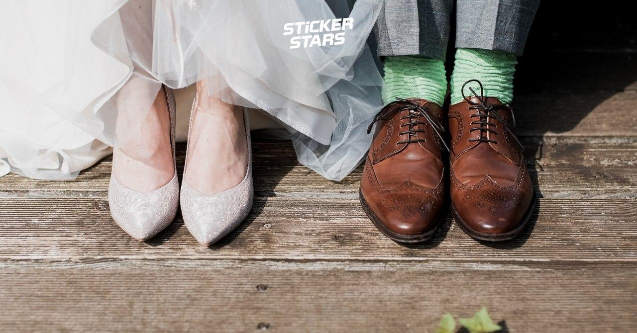 Hochzeitsfoto Ideen: Lustig und ausgefallen