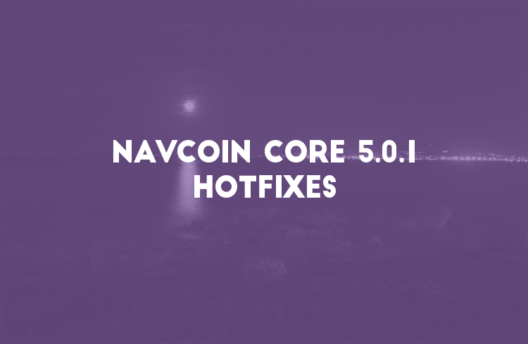 Navcoin Core 6.0.0