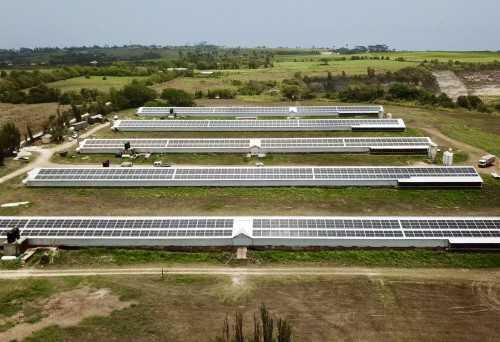 Cloud Solar Guinea