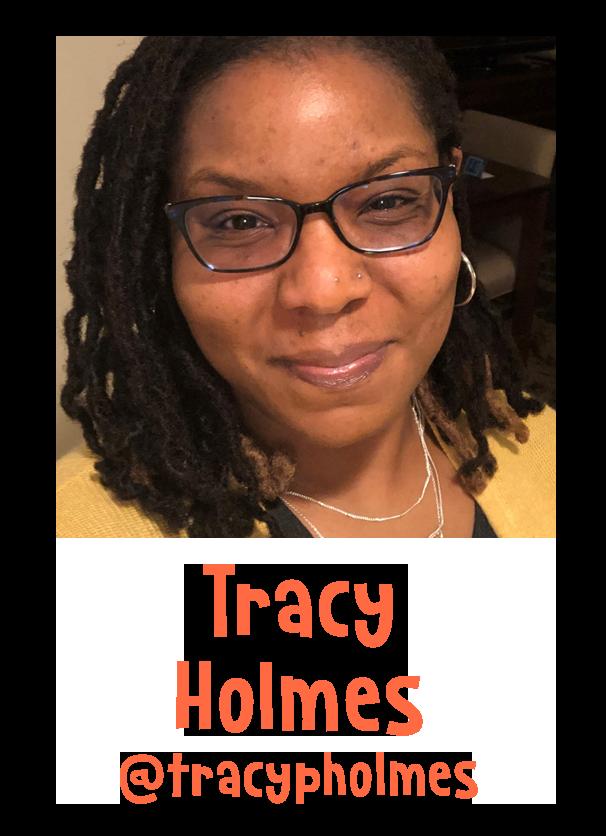 Tracy Holmes