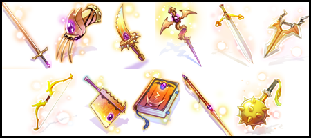 Louyang weapon drawings