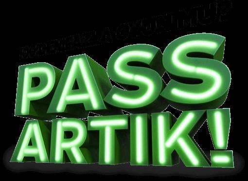 PASS ARTIK!