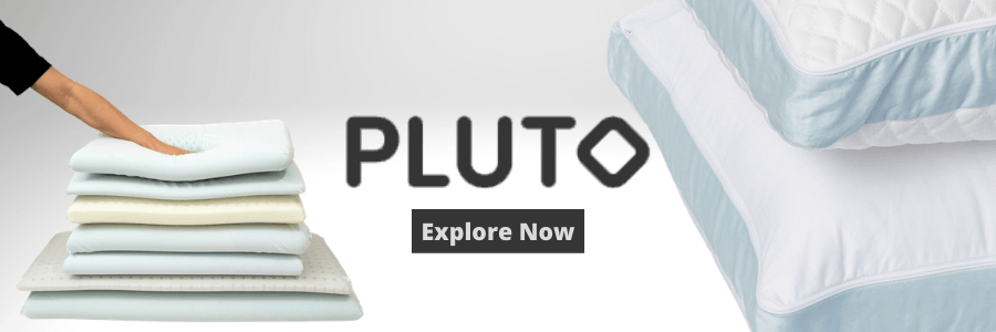 Bedroom Makeover - Pluto Pillow
