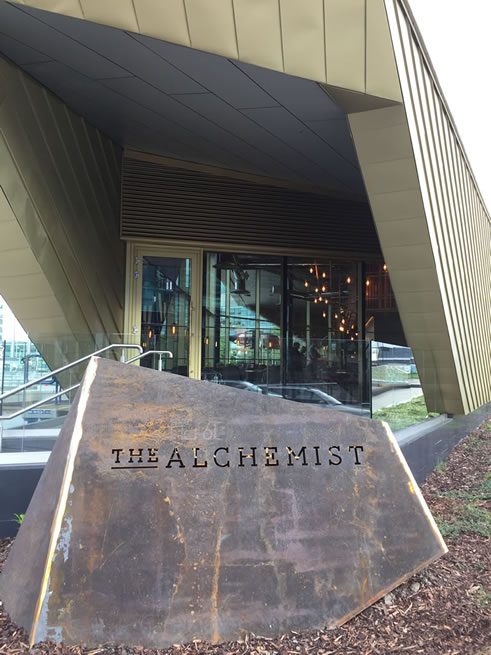 The Alchemist : Media City, Salford