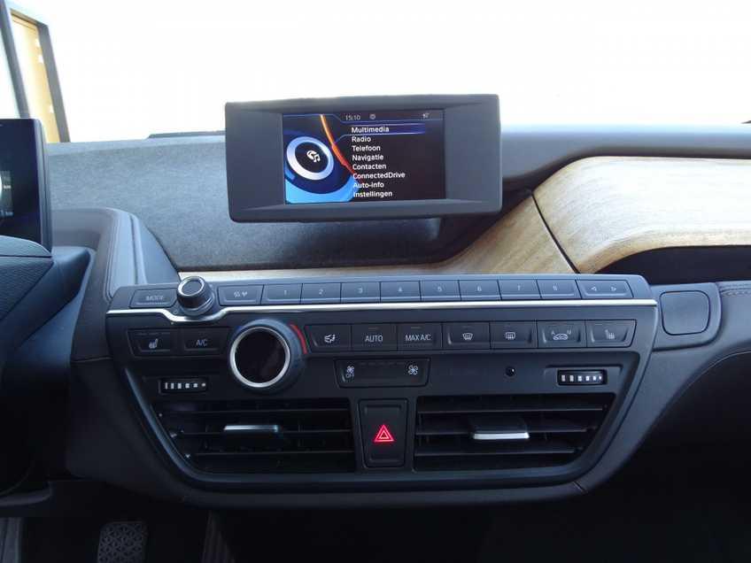 BMW i3 Basis Comfort Advance 22 kWh Marge Warmtepomp Navigatie Clima Cruise Panorama *tot 24 maanden garantie (*vraag naar de voorwaarden) afbeelding 15
